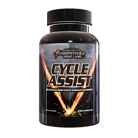 Cycle Assist Bottle