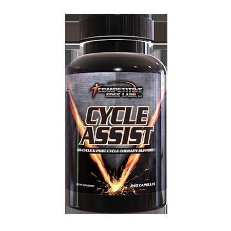 Cycle Assist Bottle